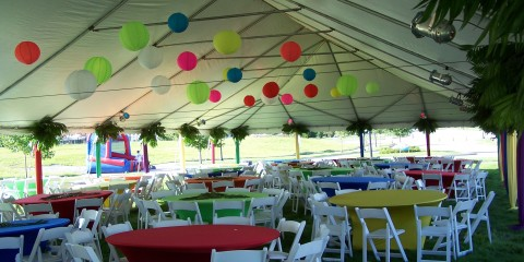 Outsider Catering Tent